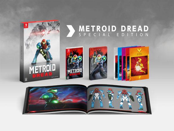 Nintendo Switch メトロイド ドレッド スペシャルエディション[任天堂]【送料無料】《10月予約》
