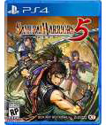 PS4 北米版 SAMURAI WARRIORS 5[コーエーテクモゲームス]《在庫切れ》