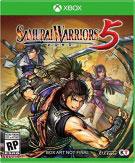 Xbox One 北米版 SAMURAI WARRIORS 5[コーエーテクモゲームス]《在庫切れ》