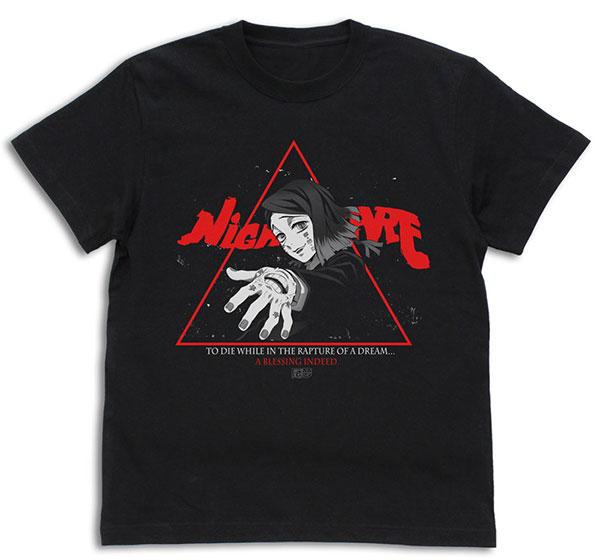 鬼滅の刃 魘夢 Tシャツ/BLACK-M(再販)[コスパ]《08月予約》