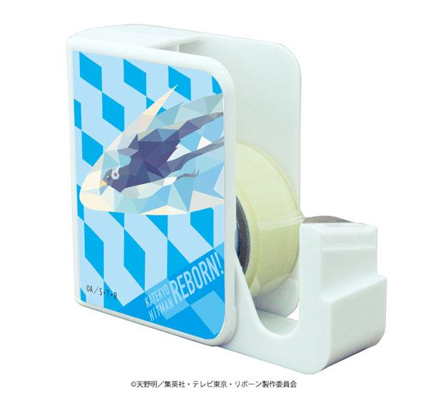 キャラテープカッター「家庭教師ヒットマンREBORN!」06/小次郎(ミニキャラ)[A3]《05月予約》