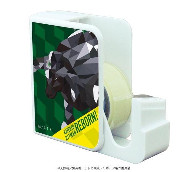 キャラテープカッター「家庭教師ヒットマンREBORN!」10/牛丼(ミニキャラ)[A3]《05月予約》