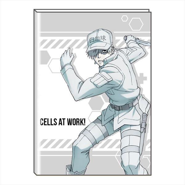 はたらく細胞 B6マンスリースケジュール手帳 2022 B[GRANUP]《08月予約》