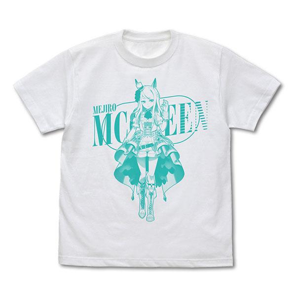 TVアニメ『ウマ娘 プリティーダービー Season 2』 メジロマックイーン Tシャツ/WHITE-L[コスパ]《06月予約》