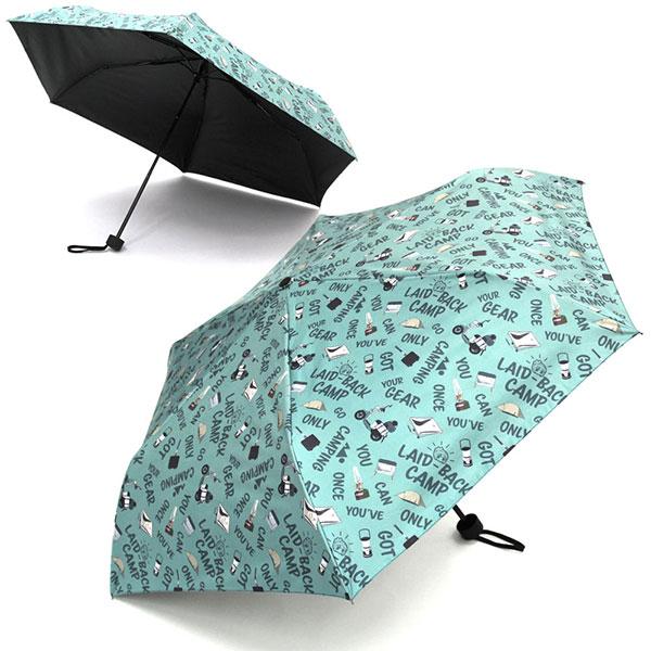 ゆるキャン△ 折りたたみ傘(晴雨兼用)[コスパ]《08月予約》