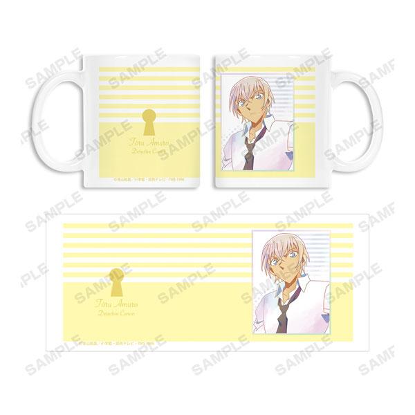 名探偵コナン 安室透 Ani-Art 第5弾 マグカップ[アルマビアンカ]《08月予約》