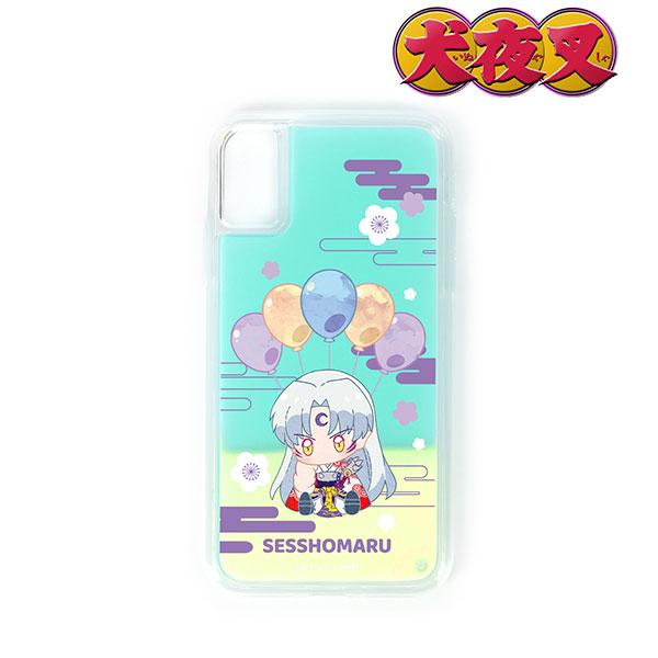 犬夜叉 殺生丸 POPOON ネオンサンドiPhoneケース(11 Pro Max)[アルマビアンカ]《08月予約》