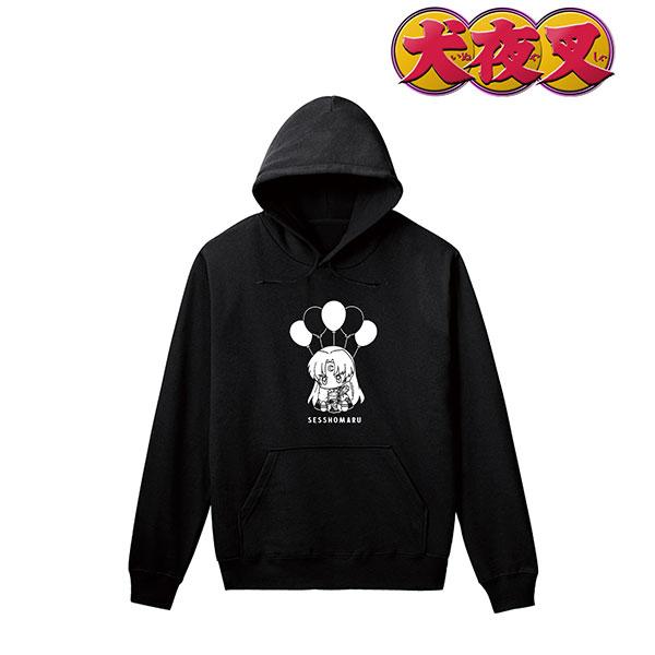 犬夜叉 殺生丸 POPOON パーカー メンズ XL[アルマビアンカ]《08月予約》