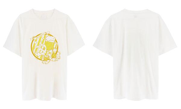 ヘタリア World★Stars キャラクターイメージTシャツ ドイツ[ACOS]《在庫切れ》