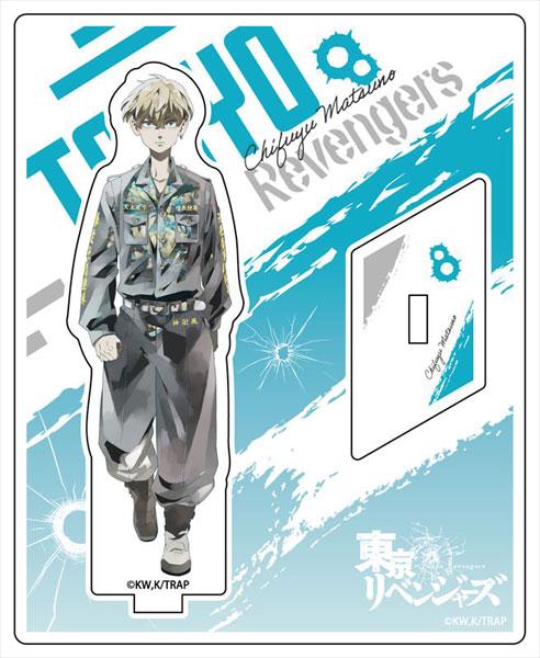 TVアニメ『東京リベンジャーズ』 アクリルスタンド PALE TONE series 松野千冬[コンテンツシード]《06月予約》