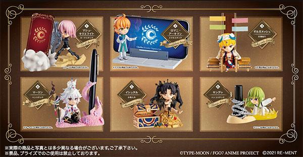 Fate/Grand Order 絶対魔獣戦線バビロニア DesQ DESK FIGURE COLLECTION 6個入りBOX[リーメント]《09月予約》