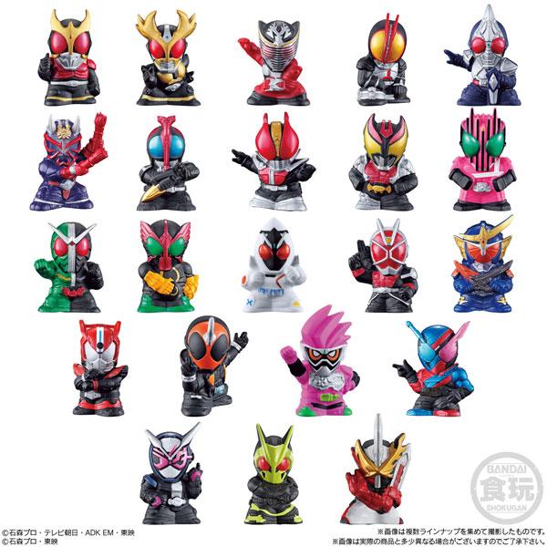 仮面ライダーキッズ 24個入りBOX (食玩・仮称)[バンダイ]《10月予約》