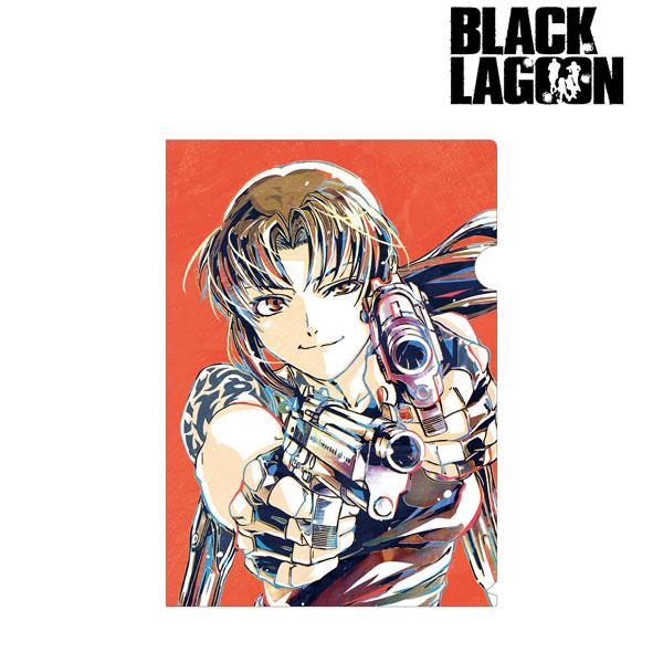 BLACK LAGOON レヴィ Ani-Art クリアファイル[アルマビアンカ]《11月予約》