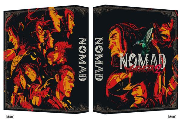 BD NOMAD メガロボクス2 Blu-ray BOX 特装限定版[バンダイナムコアーツ]【送料無料】《07月予約》