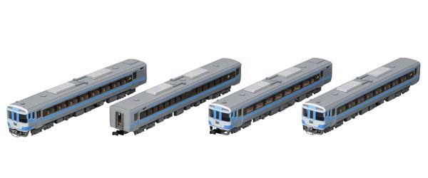 98405 JR キハ185系特急ディーゼルカー(JR四国色)基本セット (4両)[TOMIX]【送料無料】《在庫切れ》
