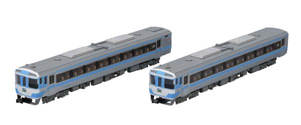 98406 JR キハ185系特急ディーゼルカー(JR四国色)増結セット (2両)[TOMIX]《在庫切れ》