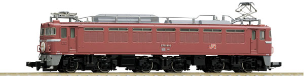 7145 JR EF81-400形電気機関車(JR九州仕様)[TOMIX]《在庫切れ》