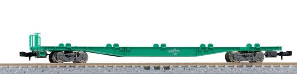 8742 JR貨車 コキ250000形(コンテナなし・テールライト付)[TOMIX]《発売済・在庫品》