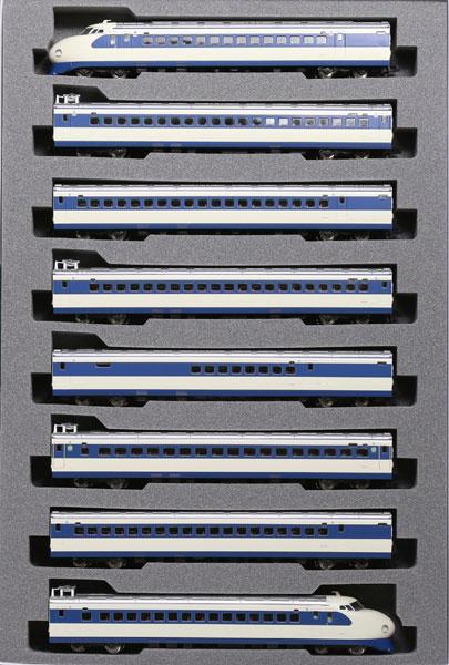 10-1700 0系2000番台新幹線 「ひかり・こだま」 8両基本セット[KATO]【送料無料】《発売済・在庫品》