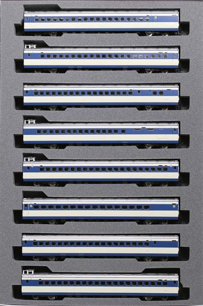 10-1701 0系2000番台新幹線 「ひかり・こだま」 8両増結セット[KATO]【送料無料】《発売済・在庫品》
