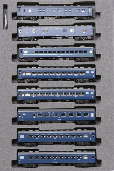 10-1670 客車編成セット 寝台急行「きたぐに」(8両)[KATO]【送料無料】《在庫切れ》