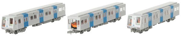 鉄道コレクション 横浜市営地下鉄1000形(非冷房車)3両セット[トミーテック]《08月予約》