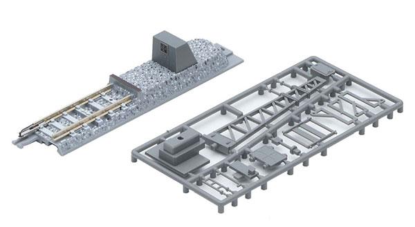 1428 エンドPCレールE-PC(LEDタイプ)(F)[TOMIX]《07月予約》