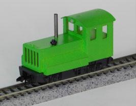 HNT-006K HOナロー ディーゼル機関車A組立キット[コスミック]《05月予約》