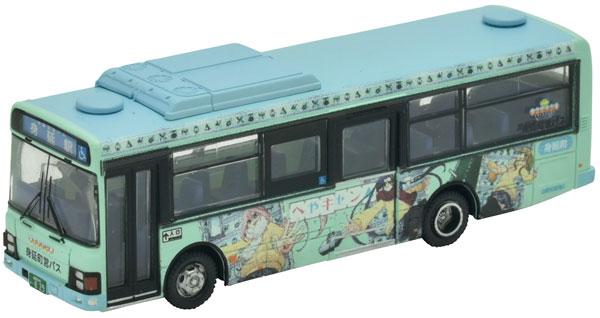 ザ・バスコレクション 身延町営バス ゆるキャン△ラッピングバス[トミーテック]《09月予約》