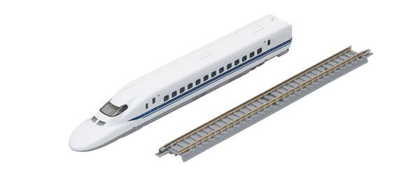 FM-022 ファーストカーミュージアム JR 700系東海道・山陽新幹線(のぞみ)(1両)[TOMIX]《09月予約》