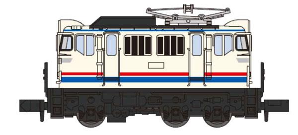 A1049 Cタイプ電気機関車 やすらぎ色[マイクロエース]《10月予約》
