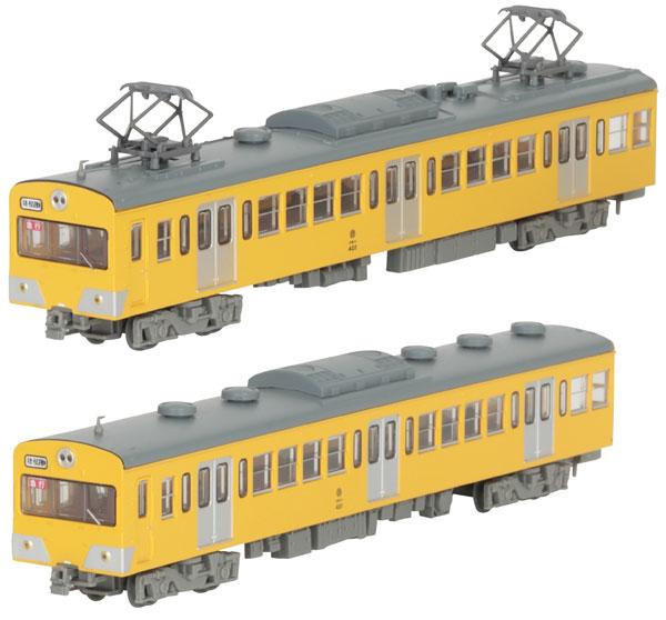 鉄道コレクション 西武鉄道401系421編成2両セット[トミーテック]《10月予約》
