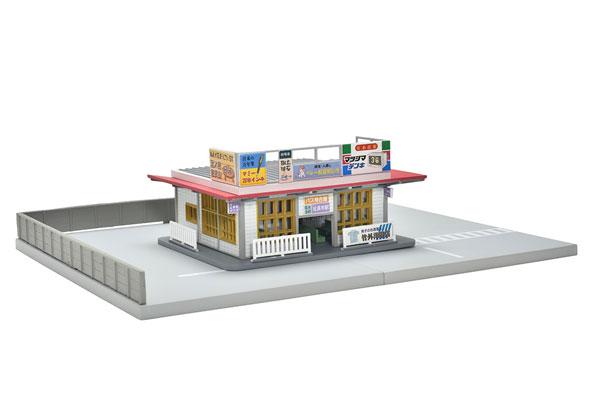 ジオラマコレクション 建コレ144-2 バスの駅2[トミーテック]《10月予約》