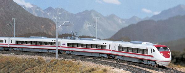 10-381 北越急行681系2000番台 〈スノーラビットエクスプレス〉 9両セット(再販)[KATO]【送料無料】《10月予約》