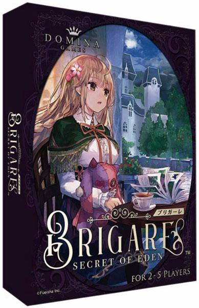 カードゲーム BRIGARE(ブリガーレ)[DOMINA GAMES]《04月予約》