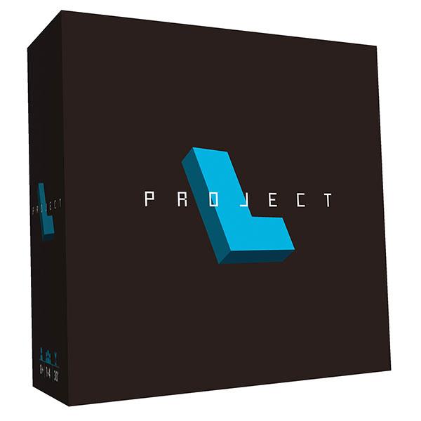 ボードゲーム プロジェクトL 多言語版[ホビージャパン]《在庫切れ》