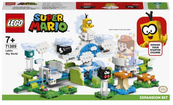 レゴ Super Mario ジュゲム の フワフワ チャレンジ (71389)[レゴジャパン]《在庫切れ》