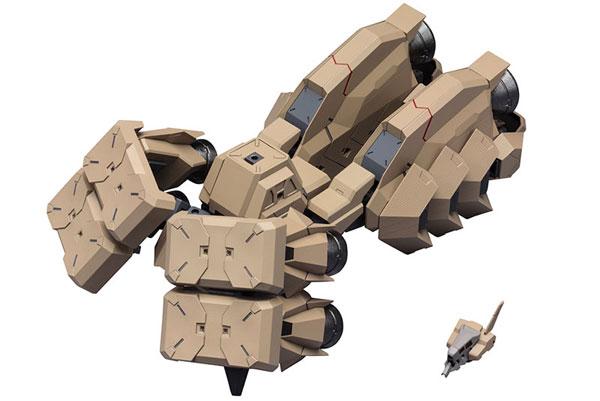 フレームアームズ エクステンドアームズ05〈四八式一型 輝鎚・甲 拡張ブースター〉:RE2 1/100 プラモデル[コトブキヤ]《09月予約》
