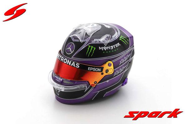 1/5 Lewis Hamilton Turkish Grand Prix 2020 7 Times World Champion[スパーク]《在庫切れ》