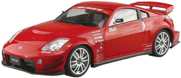 ザ・チューンドカー No.68 1/24 MCR Z33フェアレディZ '05(ニッサン) プラモデル[アオシマ]《07月予約》