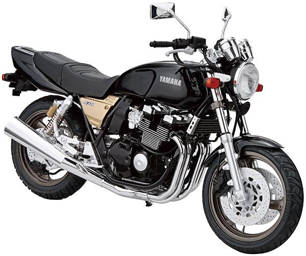ザ・バイク No.11 1/12 ヤマハ 4HM XJR400 '93 プラモデル[アオシマ]《07月予約》