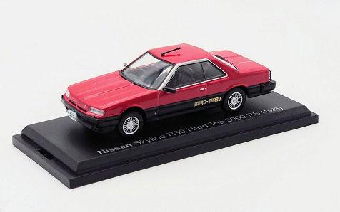 1/43 ニッサン スカイライン R30 ハードトップ 2000RS 1983 レッド[ノレブ]《04月仮予約》