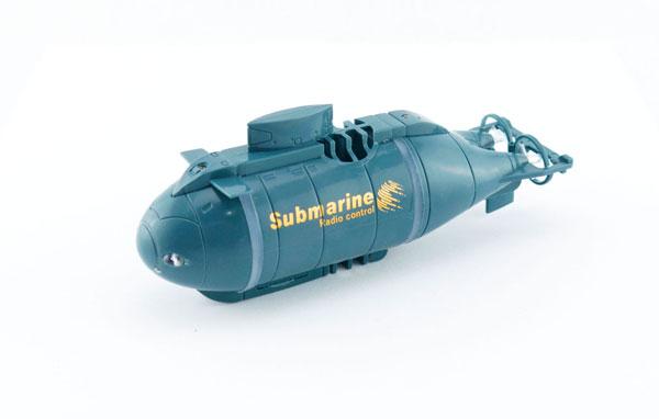 RC潜水艦 No.1 原子力潜水艦 ブルーグレー[童友社]《04月予約》