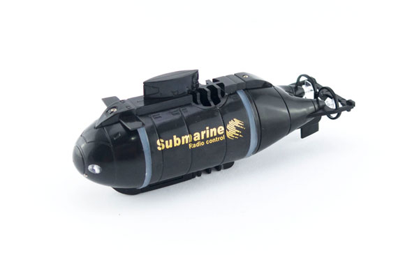 RC潜水艦 No.2 原子力潜水艦 ブラック[童友社]《04月予約》