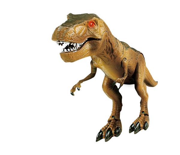 IRC 赤外線で歩く恐竜 ティラノサウルス(T-REX)[童友社]《05月予約》