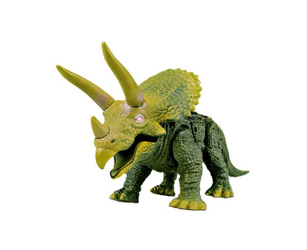 IRC 赤外線で歩く恐竜 トリケラトプス[童友社]《05月予約》