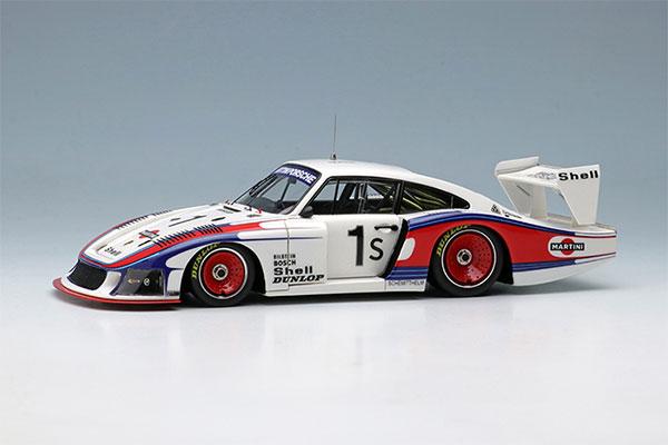 """1/43 ポルシェ 935/78 """"マルティニ・レーシング"""" シルバーストーン6時間 1978 ウィナー[メイクアップ]【送料無料】《08月予約》"""