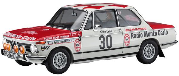"""1/24 BMW 2002 tii""""1975 モンテカルロ ラリー"""" プラモデル[ハセガワ]《06月予約》"""