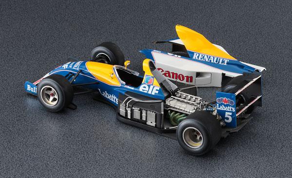 """1/24 ウィリアムズ FW14""""スーパーディテール"""" プラモデル[ハセガワ]《07月予約》"""
