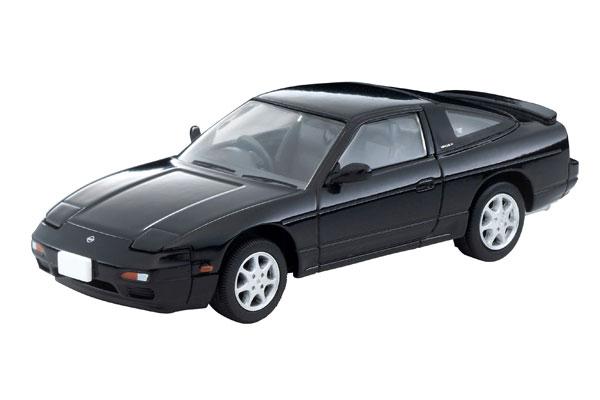 トミカリミテッドヴィンテージ ネオ LV-N235a 日産180SX TYPE-II(黒)91年式[トミーテック]《08月予約》